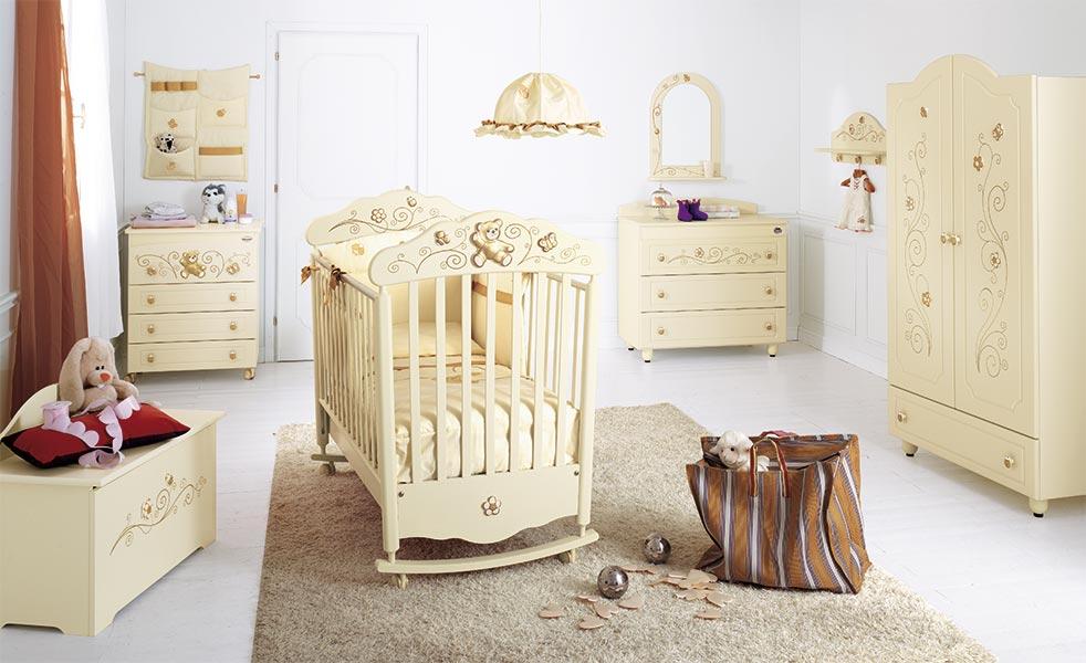 Baby expert lettini e camerette per bambini italian chair district - Lettini camerette per bambini ...